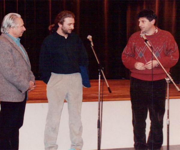 Premio Nestor Almendros   La Lanterna Magica