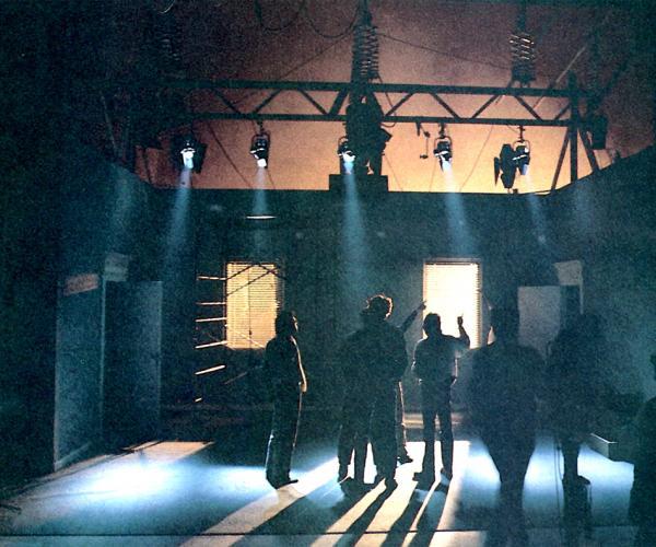 John Bailey workshop | La Lanterna Magica